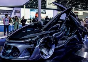 Asian Tiger Motor Show - Auto Shanghai