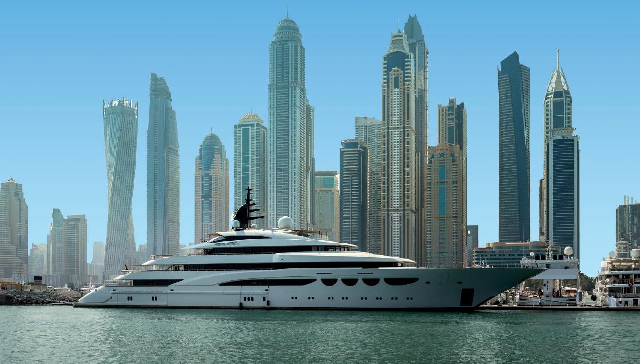 Marine Mecca - Dubai Yacht Show 2017