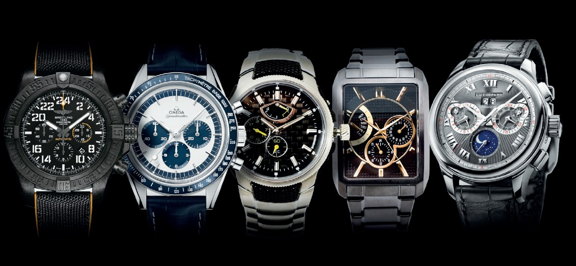 Ones to Watch - Luxury Timepieces