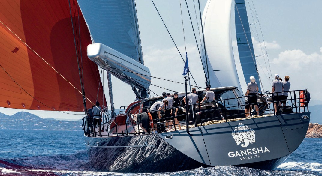 Super Charged Sailing - Loro Piana Regatta