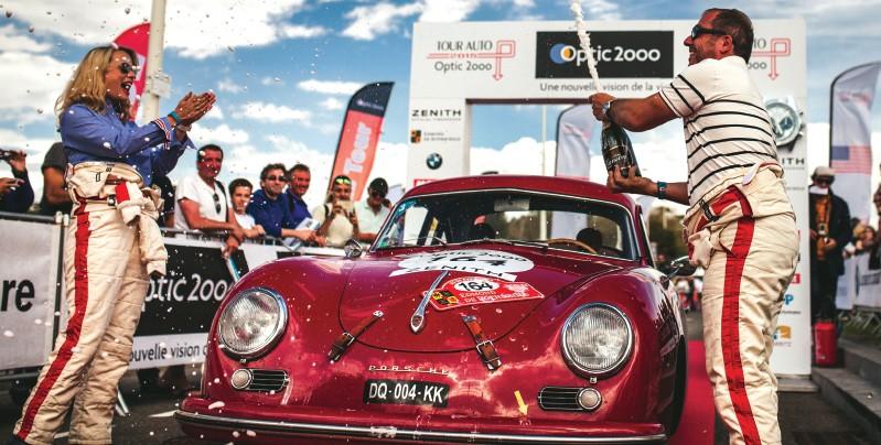 Cars, Culture & Camaraderie - Tour Auto Optic 2000