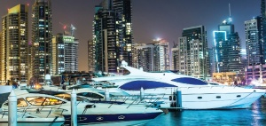 Pushing the Boat Out - Dubai Yacht Show