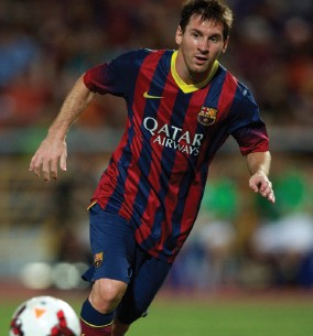 Football Giant - Lionel Messi