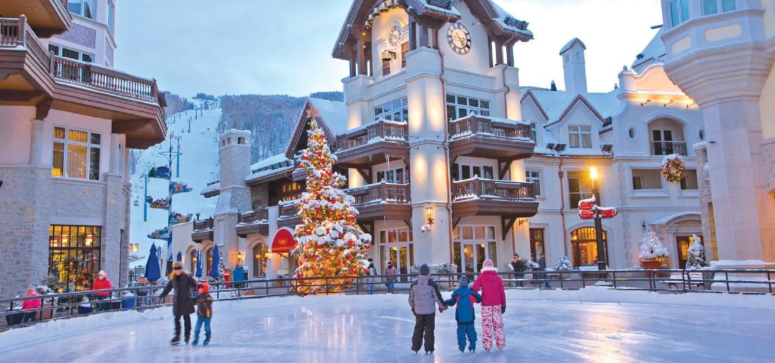 Chic Peaks - Luxury Ski Travel Destinations