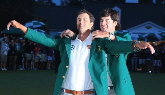 Golfing Master - Adam Scott..