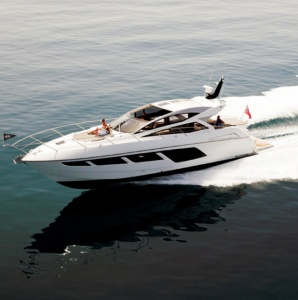 Nautical Speed - Sports Yachts..