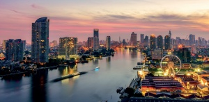 Business Destination - Bustling Bangkok