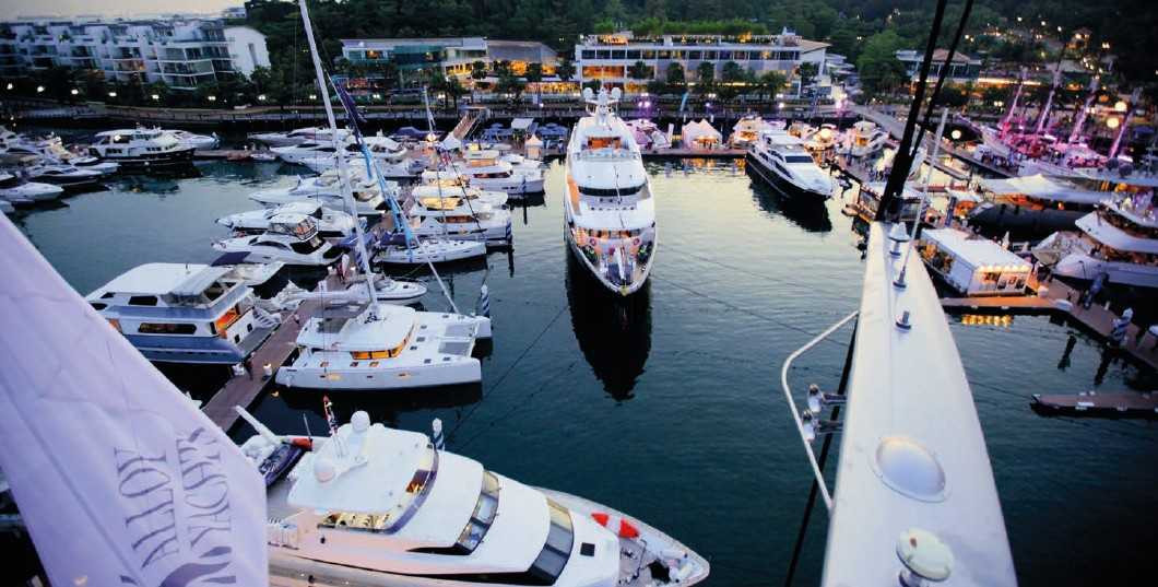 Yachting Preview - Boat Show Events..