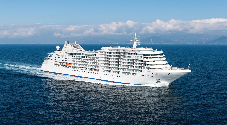 Cruise Control - Opulence on the High Seas