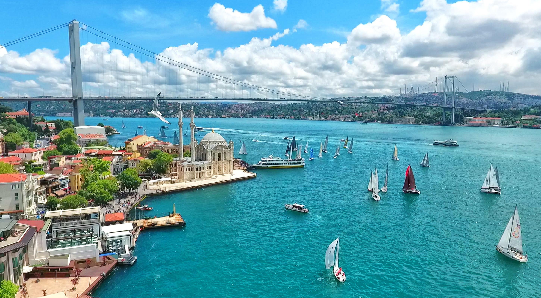 Blue Ribbon City - Visiting Istanbul