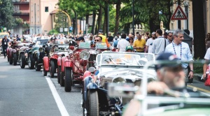 Classic Car Racing - Mille Miglia