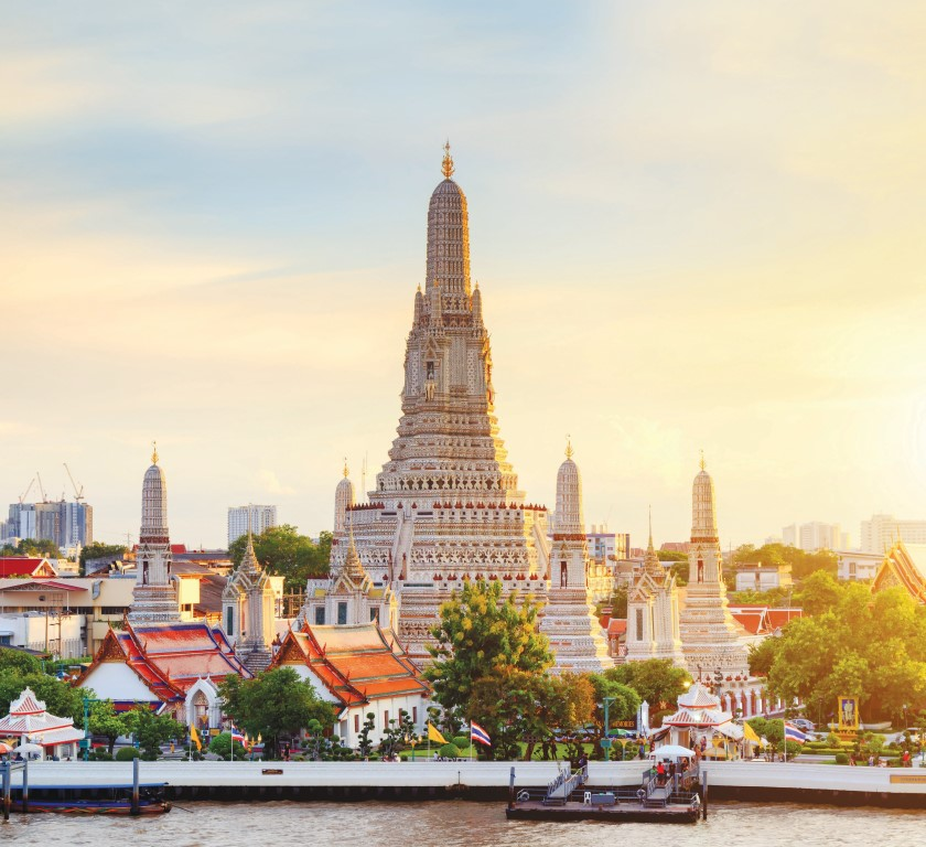 Top Destination - Bangkok