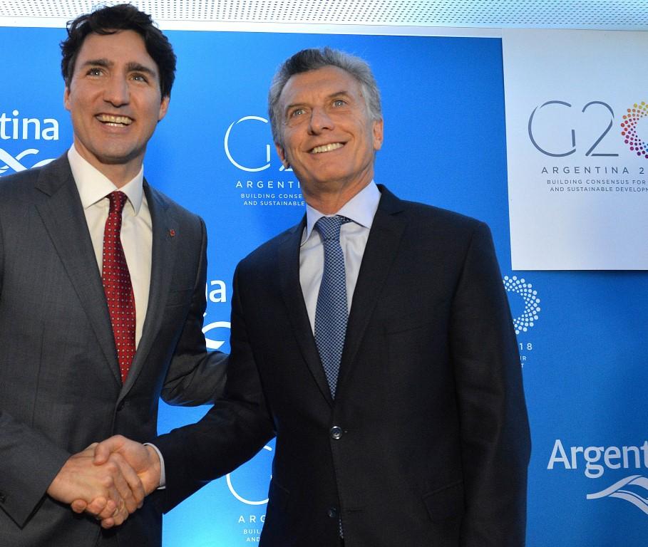 Leaders Forum - G20 Summit