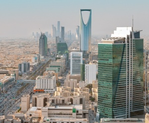 Driving Forward - Riyadh