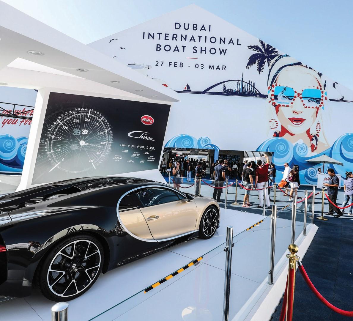 Boat Show Paradise - Dubai 2019