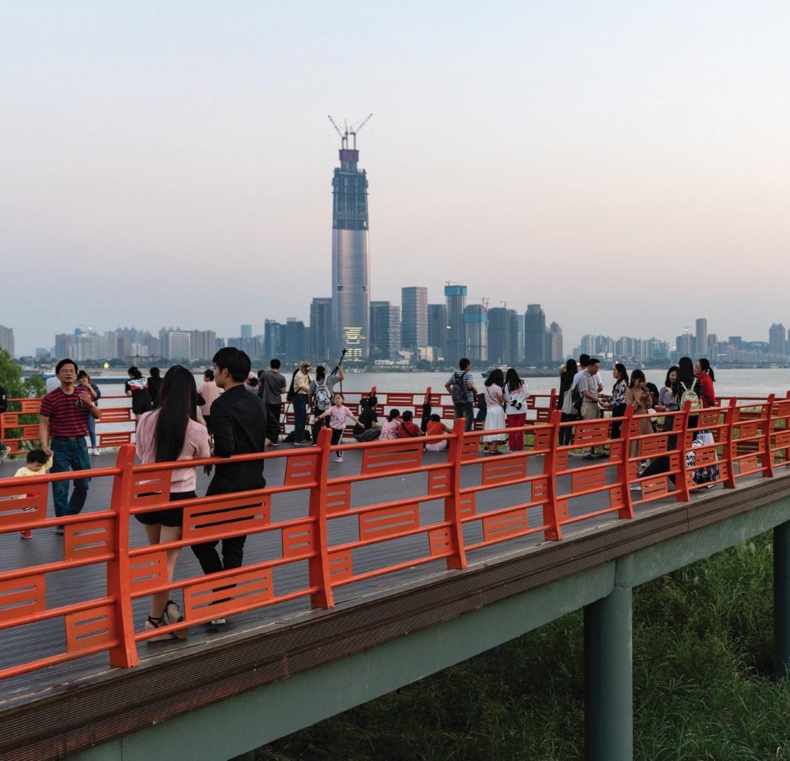 Towering High - New Skyscrapers