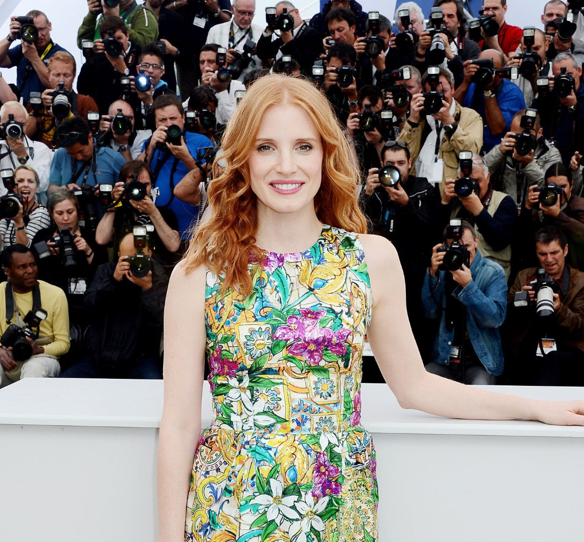 Silver Screen Hard Hitter - Jessica Chastain
