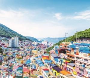 Korean Corner - City of Busan