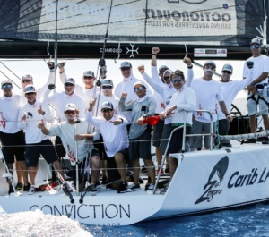 Making Waves - Antigua Sailing