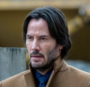 Hollywood Matrix Man - Keanu Reeves