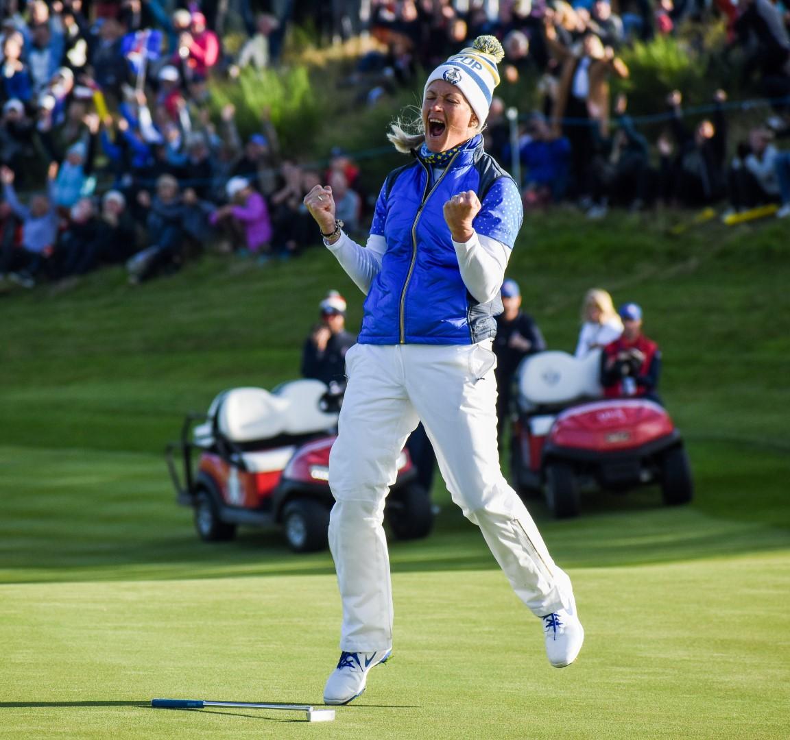 Golf Joy - Solheim & Ryder Cups