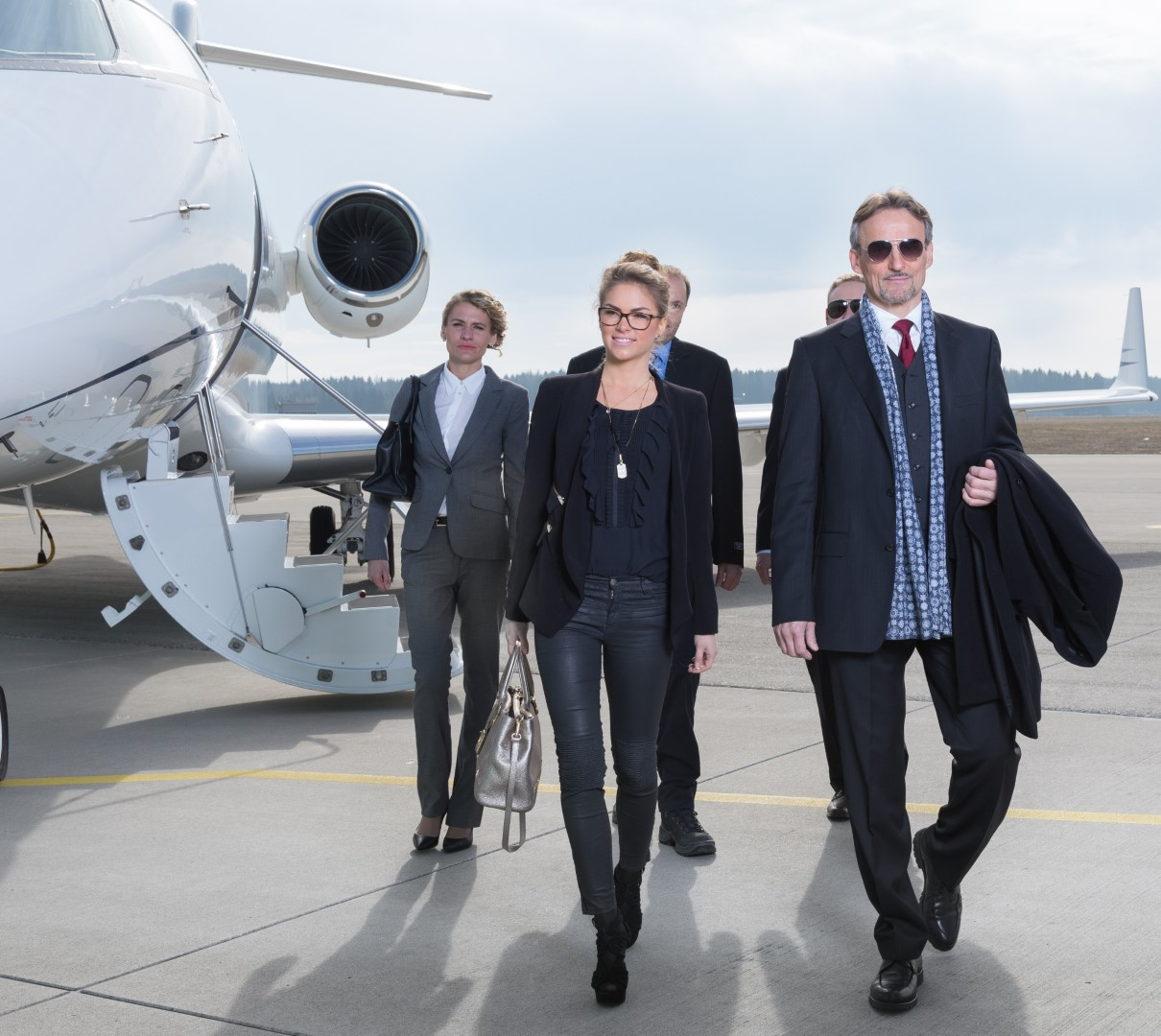 Booming Market - Private Jet Sector